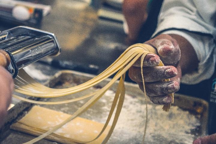 Mamma Mia : réaliser des pâtes fraîches comme en Italie