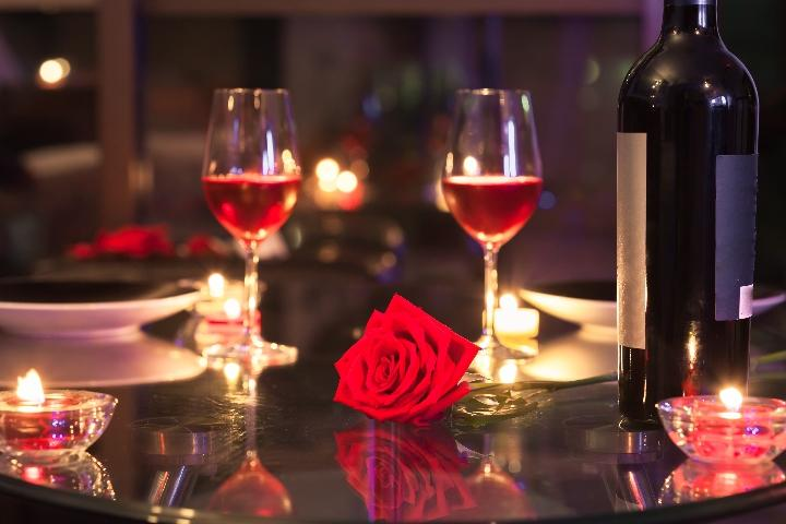 Special Valentin Day: Chic menu with pairing of our sommelier, 3 glasses of wine included