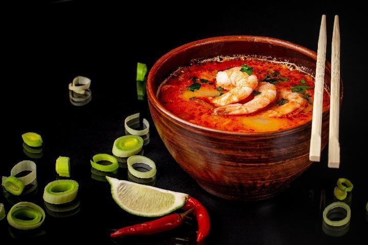 La cuisine Thailandaise, savoureuse, parfumée et raffinée