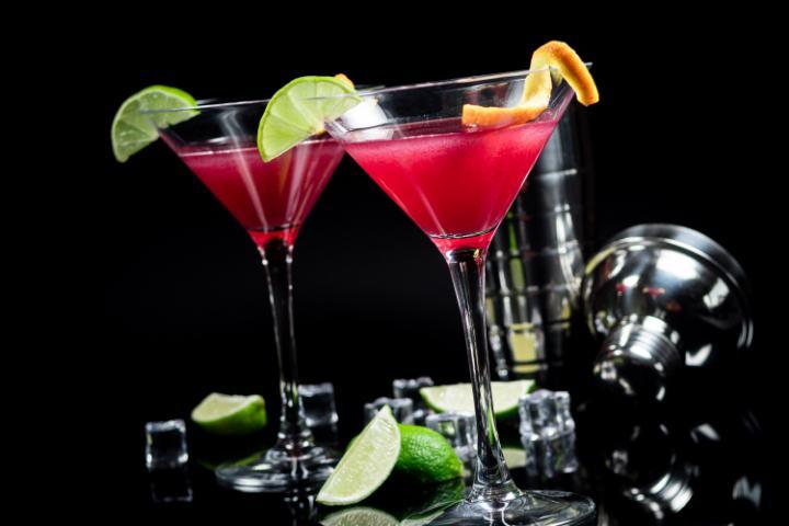 C'est mardi soir, on shake des cocktails à la vodka !